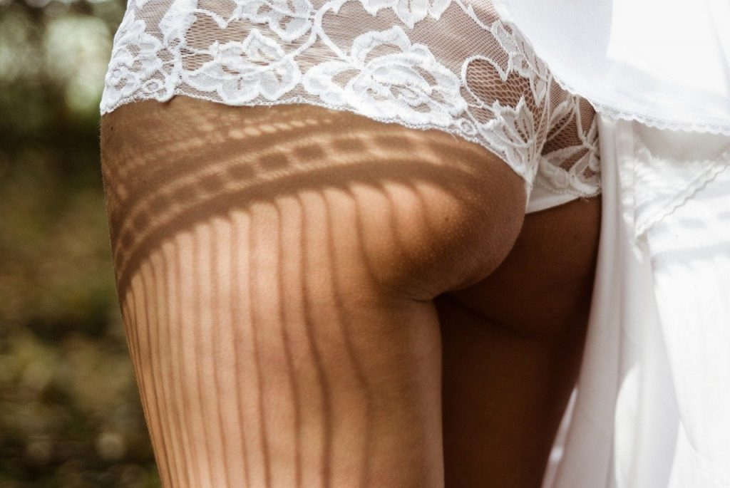 lace, shadows, legs